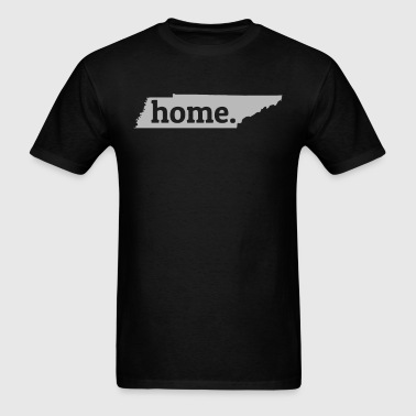 Tennessee Is My Home T-Shirt - Men's T-Shirt