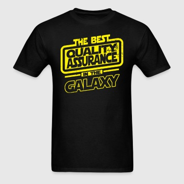The Best Quality Assurance In The Galaxy - Men's T-Shirt