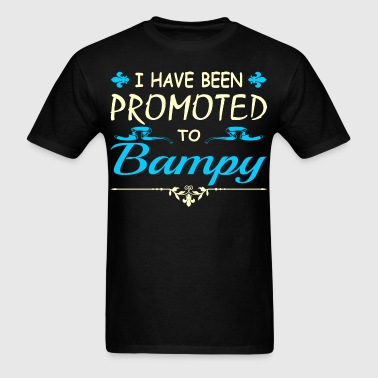 I Have Been Promoted To Bampy Tshirt - Men's T-Shirt