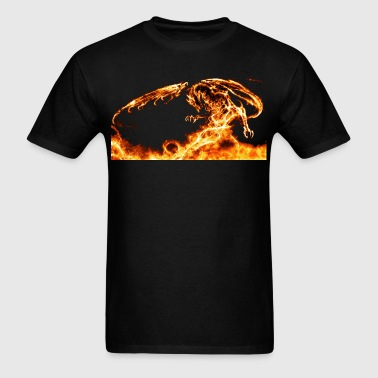 dragon Fire - Men's T-Shirt