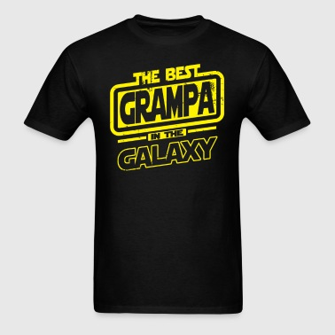 The Best Grampa In The Galaxy - Men's T-Shirt