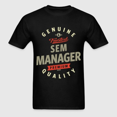 SEM Manager - Men's T-Shirt