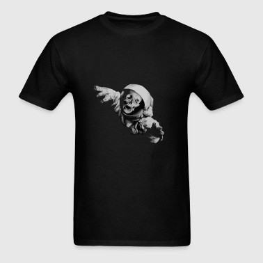 Dead astronaut creeping - Men's T-Shirt