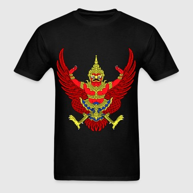 garuda_color - Men's T-Shirt