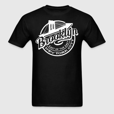 BROOKLYN BRIDGE - Men's T-Shirt