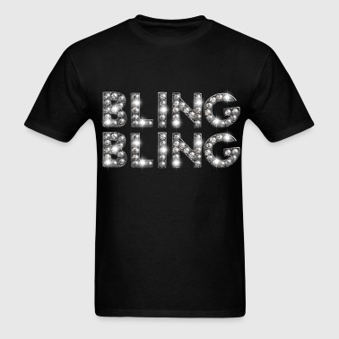 Bling-bling specialtee / dd / from Nautee.com - Men's T-Shirt