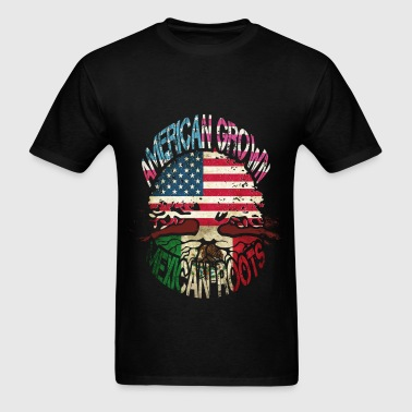Heritage/Mexican - Mexican Roots - Men's T-Shirt