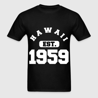 HAWAII PRIDE 2.png - Men's T-Shirt