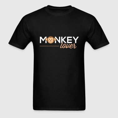 Monkey lover - Men's T-Shirt