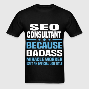 SEO Consultant - Men's T-Shirt