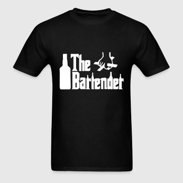 Bartender - The Bartender - Men's T-Shirt