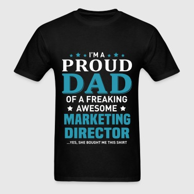Marketing Director - Men's T-Shirt