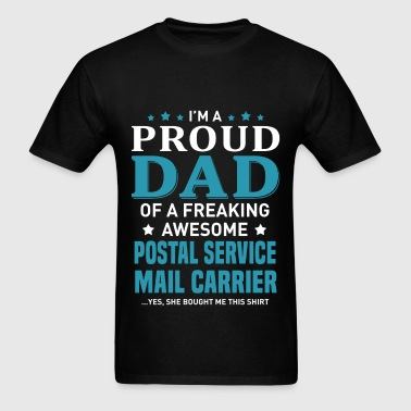 Postal Service Mail Carrier - Men's T-Shirt