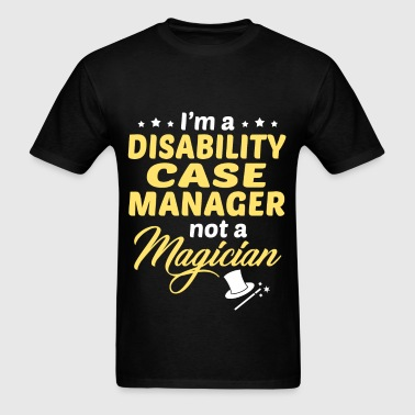 Disability Case Manager - Men's T-Shirt