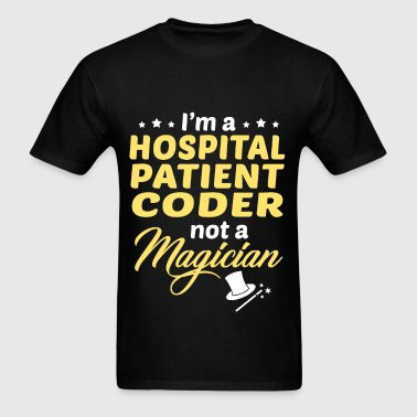 Hospital Patient Coder - Men's T-Shirt