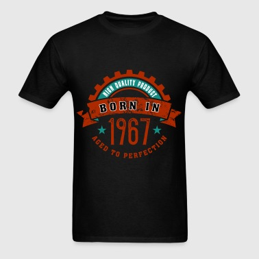 Born in the year 1967 c - Men's T-Shirt