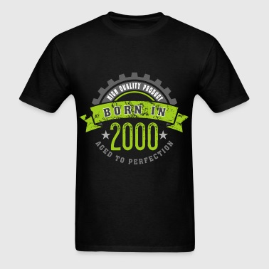 Born in the year 2000 b - Men's T-Shirt