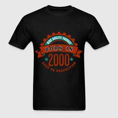 Born in the year 2000 c - Men's T-Shirt