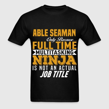 Able Seaman - Men's T-Shirt