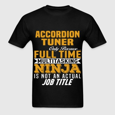 Accordion Tuner - Men's T-Shirt