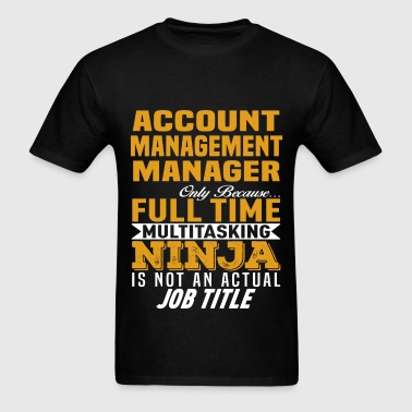 Account Management Manager - Men's T-Shirt