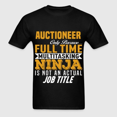 Auctioneer - Men's T-Shirt