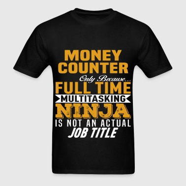 Money Counter - Men's T-Shirt
