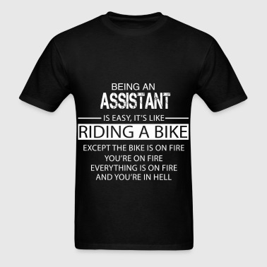 Assistant - Men's T-Shirt