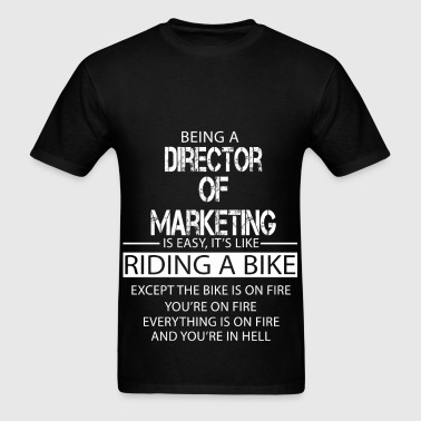 Director of Marketing - Men's T-Shirt