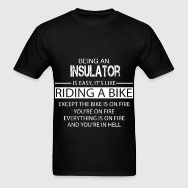 Insulator - Men's T-Shirt