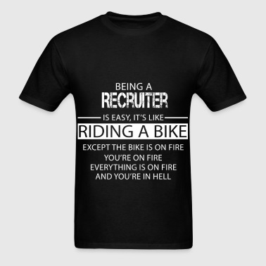 Recruiter - Men's T-Shirt