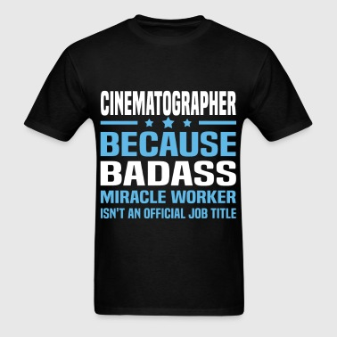 Cinematographer - Men's T-Shirt