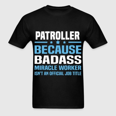 Patroller - Men's T-Shirt