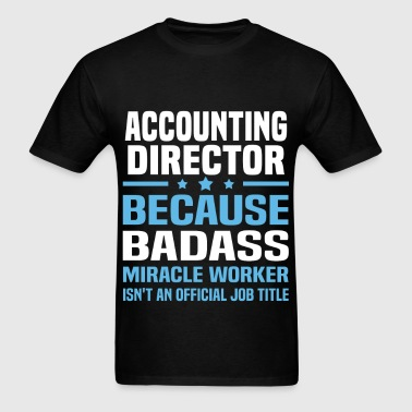 Accounting Director - Men's T-Shirt