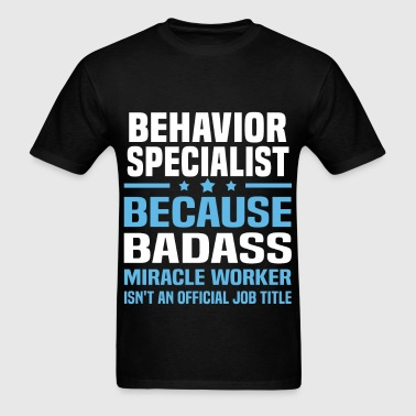 Behavior Specialist - Men's T-Shirt