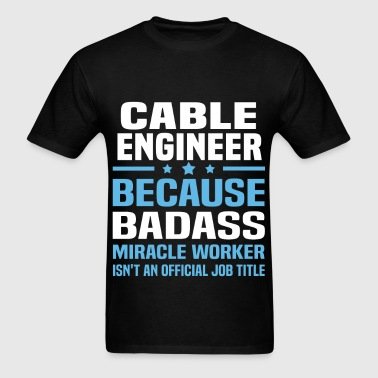 Cable Engineer - Men's T-Shirt
