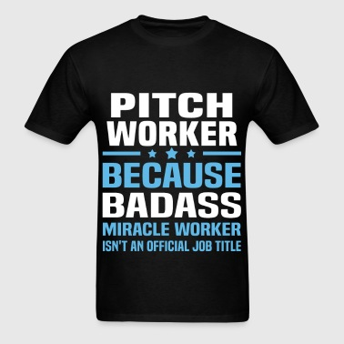 Pitch Worker - Men's T-Shirt