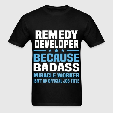 Remedy Developer - Men's T-Shirt