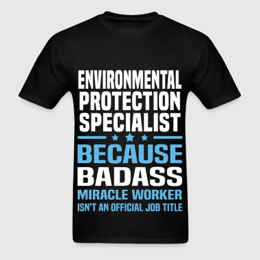 Environmental Protection Specialist - Men's T-Shirt