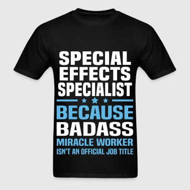 Special Effects Specialist - Men's T-Shirt