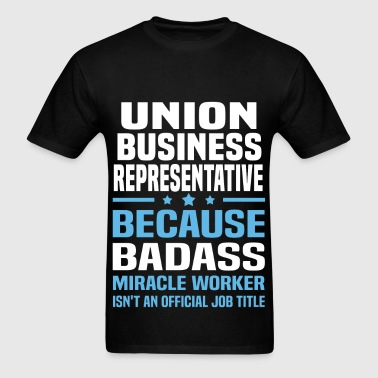 Union Business Representative - Men's T-Shirt