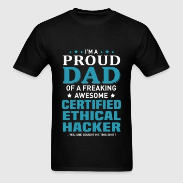 Certified Ethical Hacker - Men's T-Shirt
