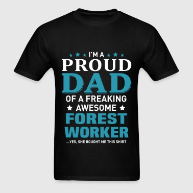 Forest Worker - Men's T-Shirt