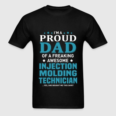 Injection Molding Technician - Men's T-Shirt
