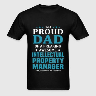 Intellectual Property Manager - Men's T-Shirt