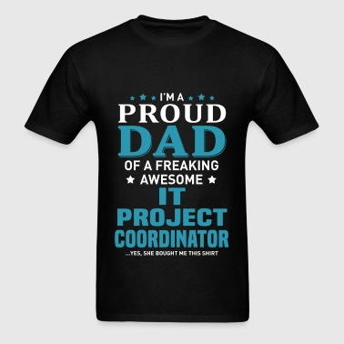 IT Project Coordinator - Men's T-Shirt