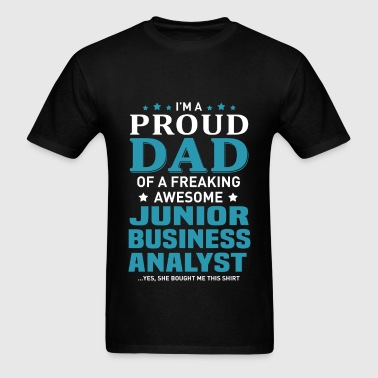 Junior Business Analyst - Men's T-Shirt