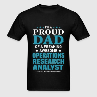Operations Research Analyst - Men's T-Shirt