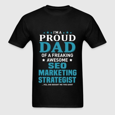 SEO Marketing Strategist - Men's T-Shirt