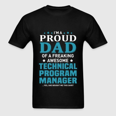 Technical Program Manager - Men's T-Shirt